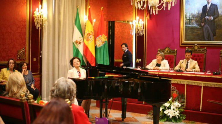 AZUCENA FERNANDEZ, PROYECTO CONCILIA
