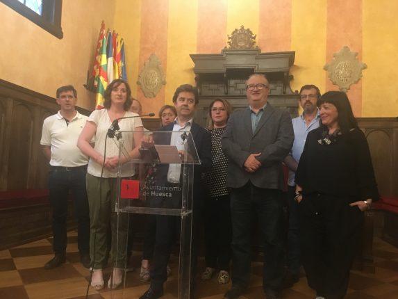 PSOE HUESCA