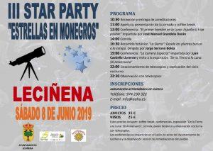 Programa Star Party Leciñena copia