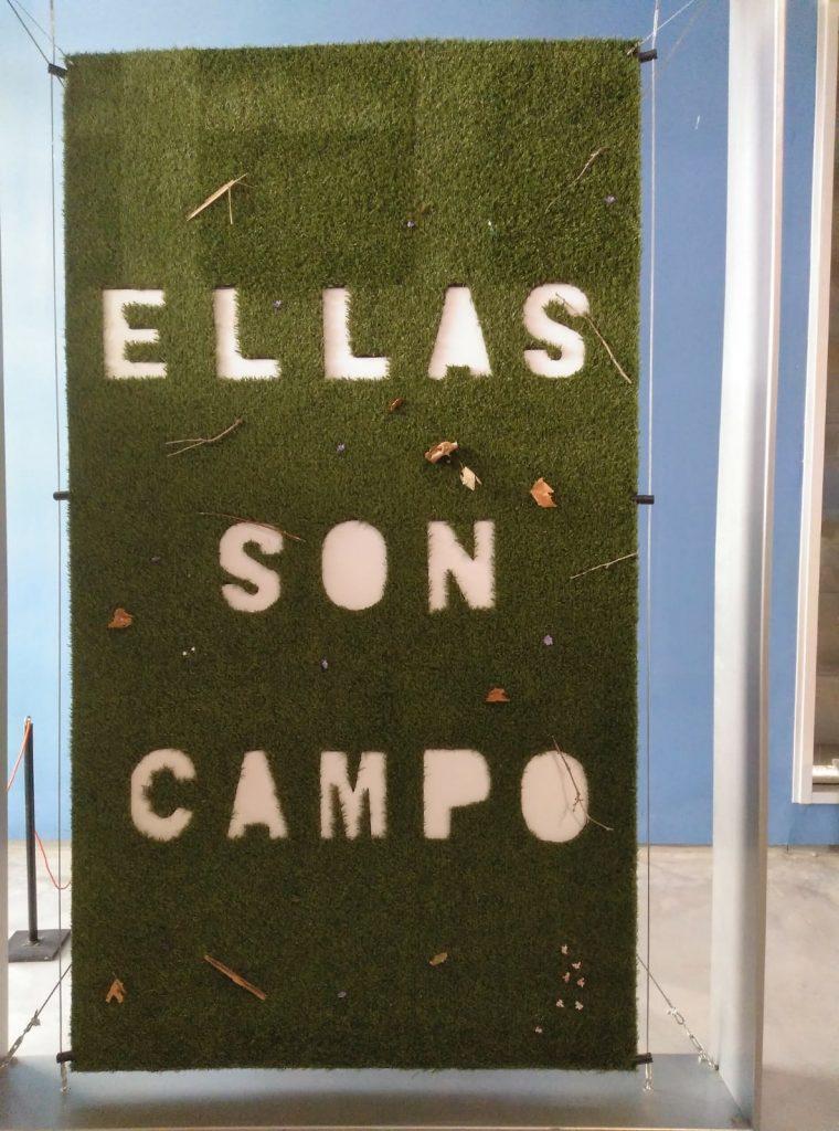 ELLAS SON CAMPO