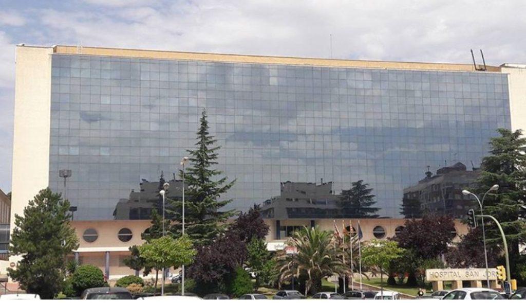 HOSPITAL SAN JORGE HUESCA