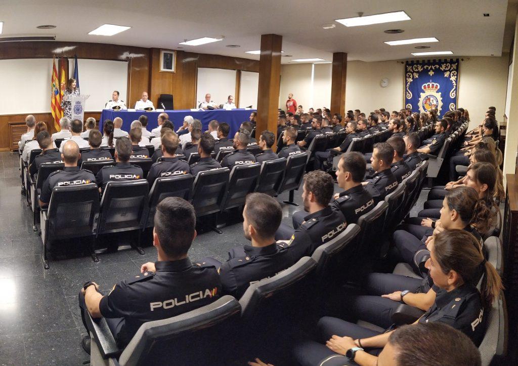 OPERACION VERANO POLICIA