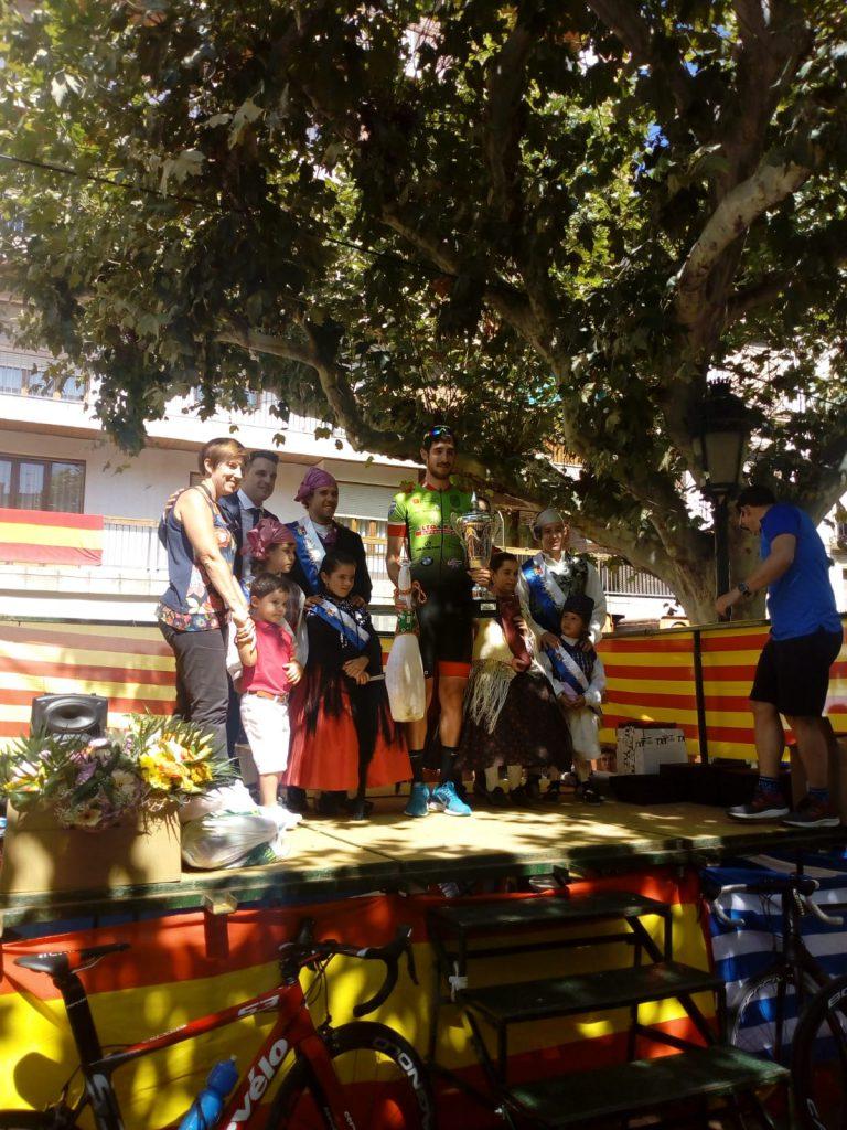 clavero calatayud CLUB CLICLISTA OSCENSE