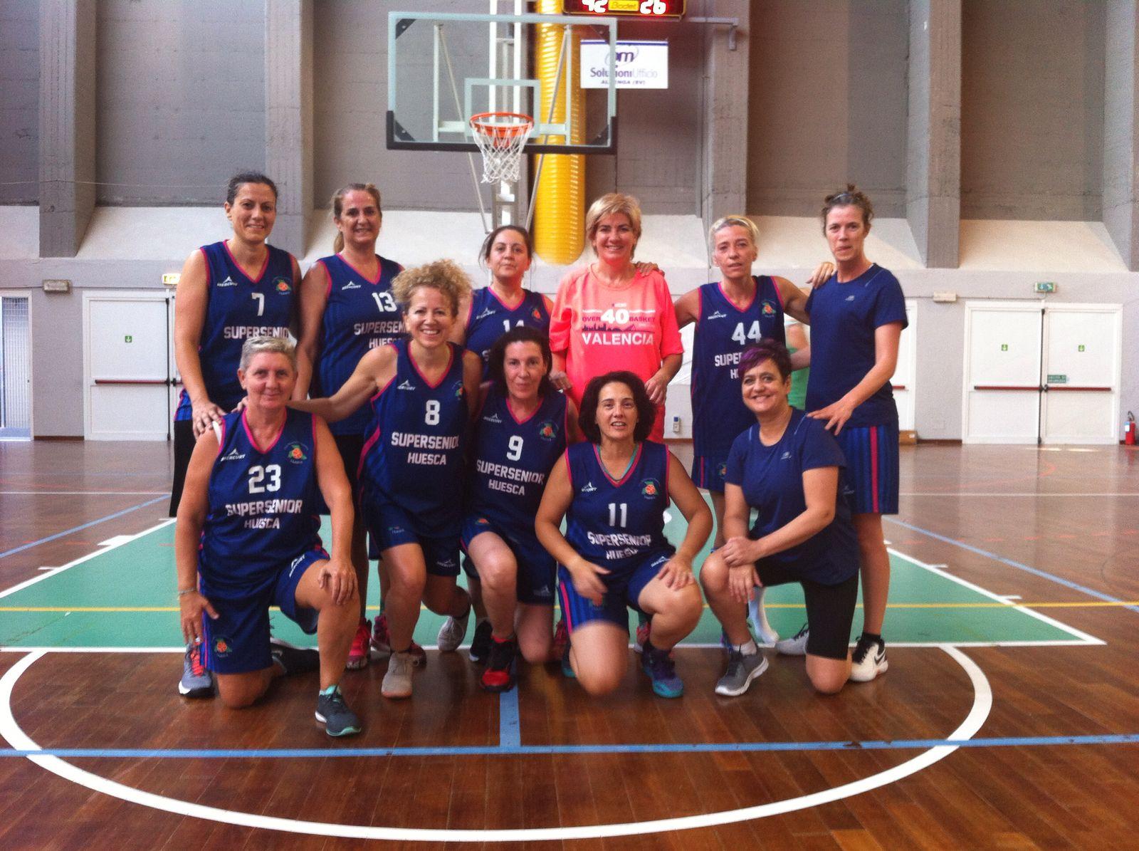 baloncesto femenino super senior